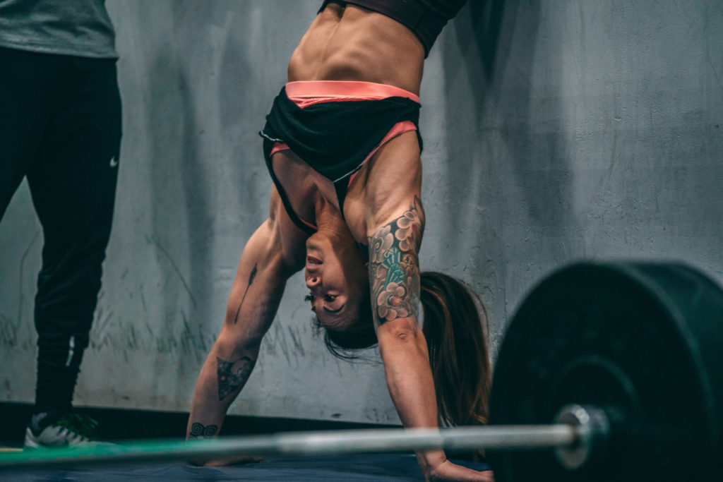 How to Do Handstand Push-ups (Tips & Tricks For Beginners