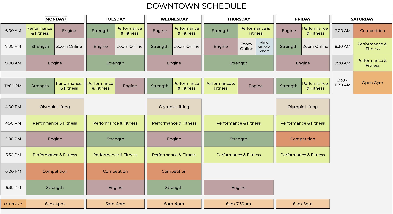 downtown-san-diego-schedule